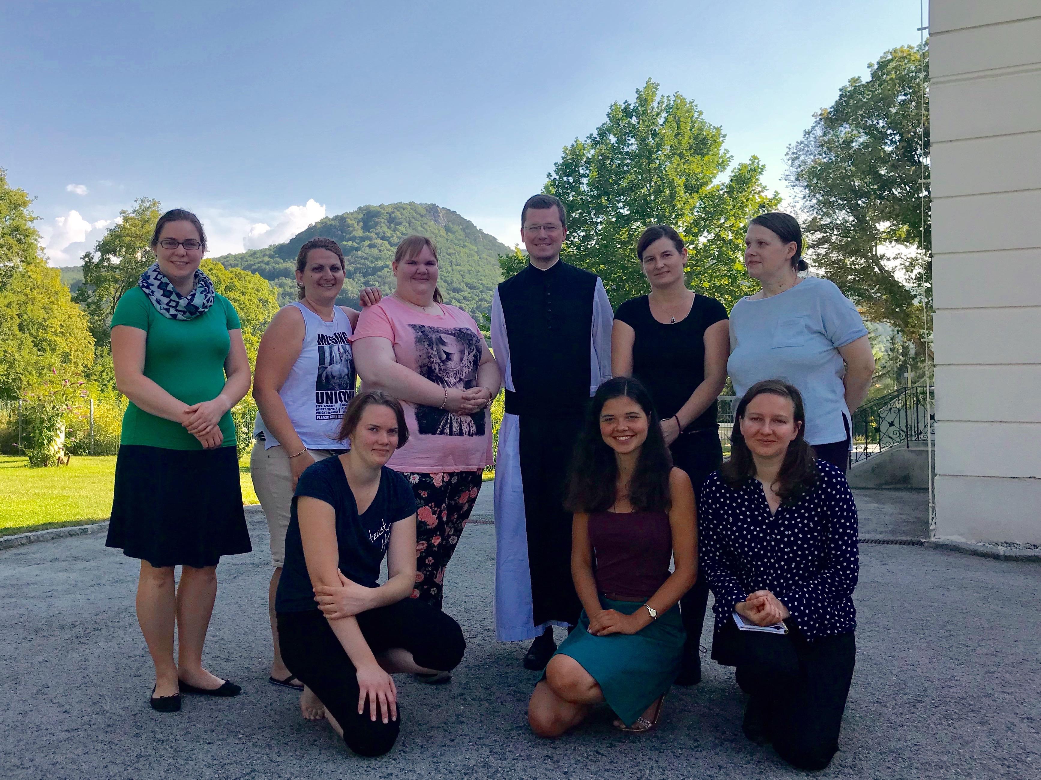 Kloster Exerzitien Frauen
