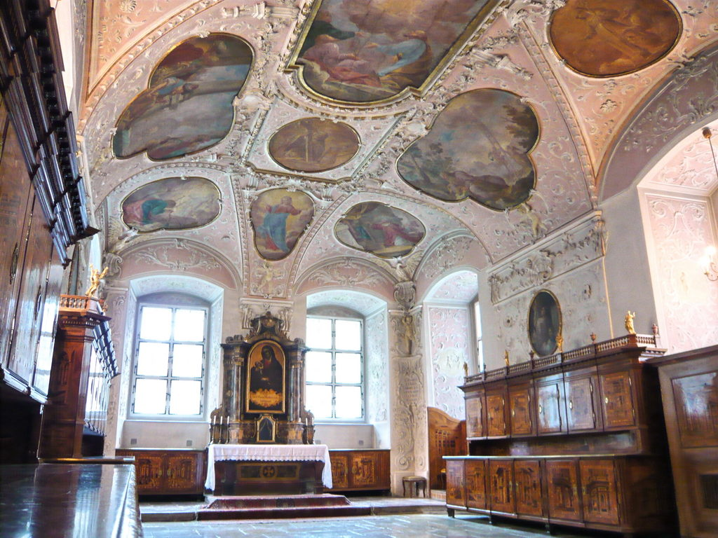 English Stift Heiligenkreuz